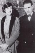Carvalho Calero e María Ignacia Ramos