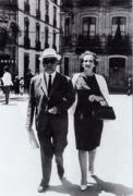 Carvalho e  a súa dona