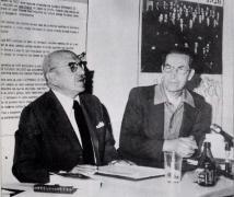 Carvalho Calero e Ramón Piñeiro