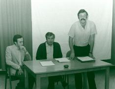 Francisco Rodríguez, Francisco Carballo e Alonso