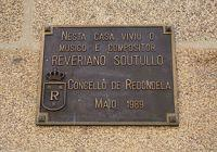 Placa a Reveriano soutullo